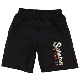 Männer Shorts Sabaton - Logo - NUCLEAR BLAST
