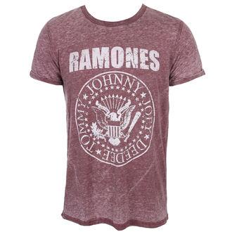 Herren T-Shirt Metal Ramones - Presidential Seal - ROCK OFF, ROCK OFF, Ramones