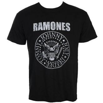 Herren T-Shirt Metal Ramones - Seal - ROCK OFF, ROCK OFF, Ramones