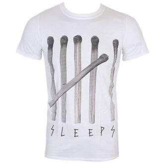 Herren T-Shirt Metal While She Sleeps - Matches - ROCK OFF, ROCK OFF, While She Sleeps