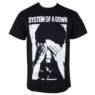 T-Shirt Männer  System Of A Down - See No Evil - ROCK OFF, ROCK OFF, System of a Down