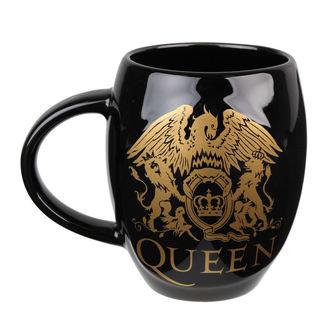 Tasse Queen - Gold - ROCK OFF, ROCK OFF, Queen