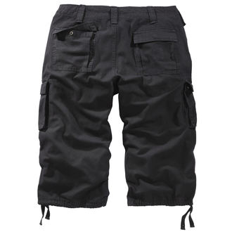 Männer 3/4 Shorts SURPLUS - TROOPER LEGEND - BLACK GEWAS - 07-5601-63