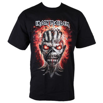 T-Shirt Männer  Iron Maiden - Eddie - Exploding Head - BLK - ROCK OFF - IMTEE51MB