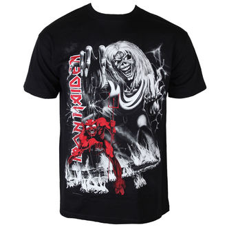 T-Shirt Männer  Iron Maiden - NOTB Jumbo - BLK - ROCK OFF, ROCK OFF, Iron Maiden