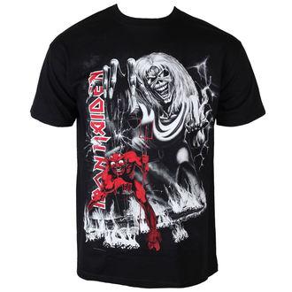 T-Shirt Männer  Iron Maiden - NOTB Jumbo - BLK - ROCK OFF - IMTEE54MB