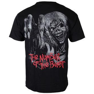 T-Shirt Männer  Iron Maiden - NOTB Jumbo - BLK - ROCK OFF, ROCK OFF, Iron Maiden