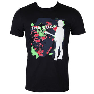 T-Shirt Männer  The Cure - Boys Don´t Cry - BLK - ROCK OFF, ROCK OFF, Cure
