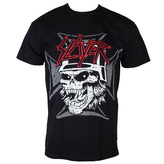 T-Shirt Männer  Slayer - Graphic Skull - Black - ROCK OFF, ROCK OFF, Slayer