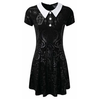 Damen Kleid KILLSTAR - Voodoo Doll - Black