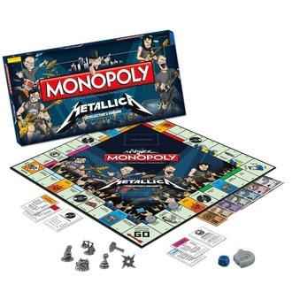 Brettspiel Metallica - Rock Band Monopol, NNM, Metallica