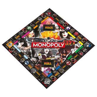 Spiel KISS - Rock Band Monopol, NNM, Kiss