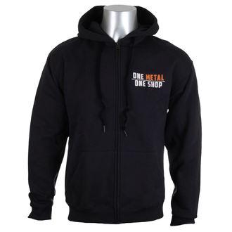 Sweatshirt Men MetalShop - Black, METALSHOP