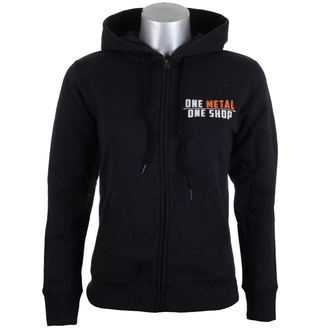 Sweatshirt Ladies MetalShop - Black, METALSHOP