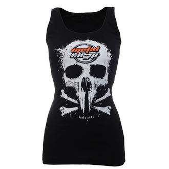 Damen Tanktop  MetalShop - Black, METALSHOP