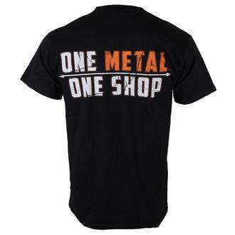 Herren T-Shirt  MetalShop - Black, METALSHOP