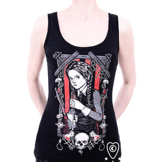 Damen Tank-Top RESTYLE - Wednesday Addams, RESTYLE
