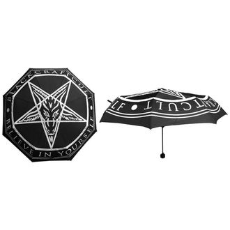 Regenschirm BLACK CRAFT - Pentagram Umbrella, BLACK CRAFT