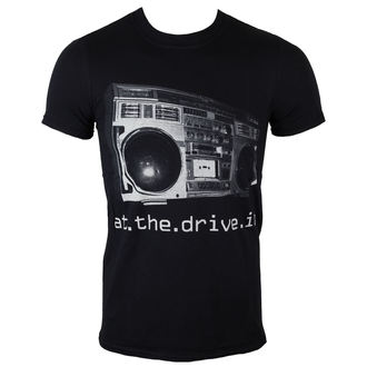 Herren T-Shirt At The Drive In - boombox - ROCK OFF, ROCK OFF, At The Drive-In