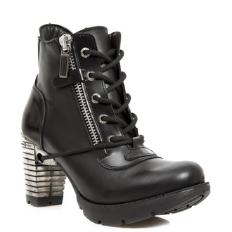 Punk Boots NEW ROCK - Itali Negro - Nomada Negro - Trail Negro, NEW ROCK