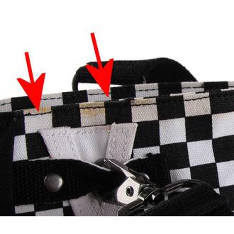 Handtasche , Tasche VANS - Chk Should Bag - Black/White - BESCHÄDIGT, VANS