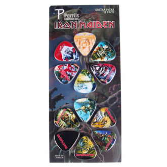 Plektren Iron Maiden - PERRIS LEATHER, PERRIS LEATHERS, Iron Maiden