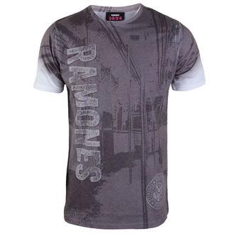 Herren T-Shirt  Ramones - Ramones Subway - ROCK OFF, ROCK OFF, Ramones