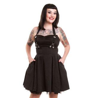Kleid Ladies ROCKABELLA - Lilith - Black - POI097