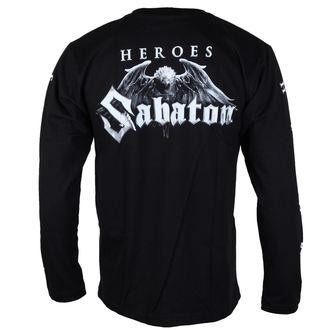 Herren Longsleeve Sabaton - Heroes Poland - CARTON, CARTON, Sabaton
