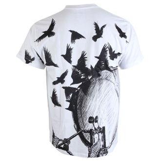 Herren T-Shirt  ALISTAR - Drums & Crows, ALISTAR