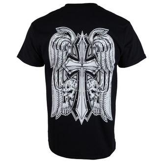 Herren T-Shirt  DOGA - Black, Doga