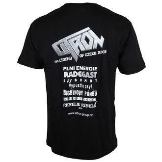 Herren T-Shirt  Citron - Volle Energie, Citron