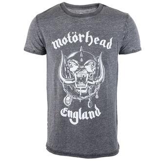 Herren T-Shirt  Motörhead - England - ROCK OFF - MHEADBOTEE01MG