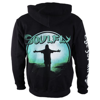 Sweatshirt Men Soulfly - One - NUCLEAR BLAST, NUCLEAR BLAST, Soulfly