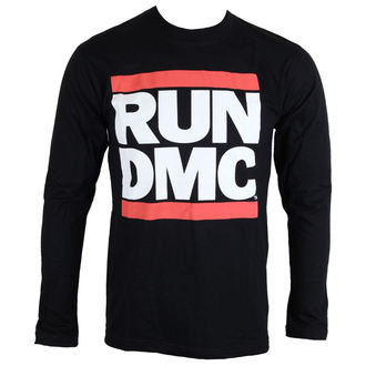 Herren Longsleeve Lauf-D. M. C. - Logo - ROCK OFF, ROCK OFF, Run-D.M.C.
