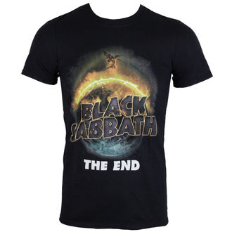 Herren T-Shirt  Black Sabbath - The End - ROCK OFF, ROCK OFF, Black Sabbath