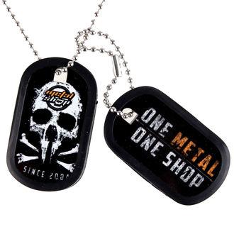 Halsband (Hundemarke Hundemarke) MetalShop, METALSHOP
