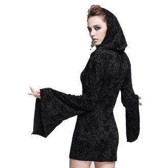Damen Gothic Kleid Devil Fashion - Gothic Salem Rose, DEVIL FASHION