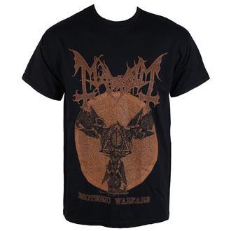 Herren T-Shirt  MAYHEM - ESOTERISCHE WARFARE BAPHOMET - RAZAMATAZ, RAZAMATAZ, Mayhem