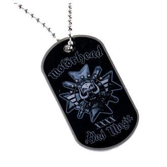Dog Tag Motörhead - BAD MAGIC - RAZAMATAZ, RAZAMATAZ, Motörhead