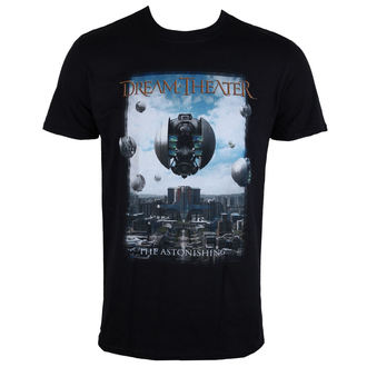 Herren T-Shirt  DREAM THEATER - ERSTAUNLICH - LIVE NATION, LIVE NATION, Dream Theater