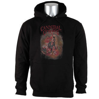 Sweatshirt Men Cannibal Corpse  - Chainsaw - PLASTIC HEAD - PH9852