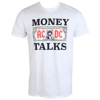 Herren T-Shirt  AC/DC - Money Talks - LOW FREQUENCY - White, LOW FREQUENCY, AC-DC