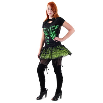 Rock Ladies VOODOO VIXEN - Green, JAWBREAKER