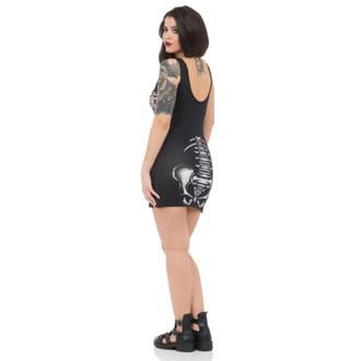 Kleid Ladies JAWBREAKER - blck Ribcage, JAWBREAKER