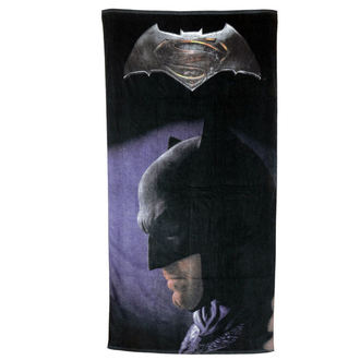 Handtuch (Badetuch) Batman in Superman - BLK