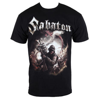 Herren T-Shirt  Sabaton - The Last Stand - NUCLEAR BLAST, NUCLEAR BLAST, Sabaton