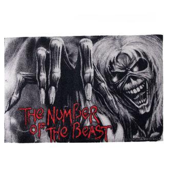 Fußmatte IRON MAIDEN - Number of the Beast - ROCKBITES, Rockbites, Iron Maiden