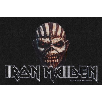 Fußmatte IRON MAIDEN - The Book of Souls - ROCKBITES, Rockbites, Iron Maiden