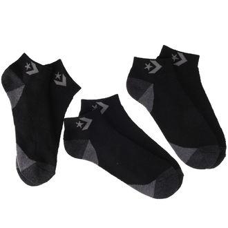 Socken CONVERSE - 3-pack - BLK - E143B